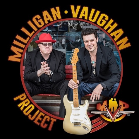 The Milligan Vaughan Project Announces Debut Album, MVP, for August 4 Release on Mark One Records
