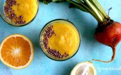 Yellow Beet Refresh